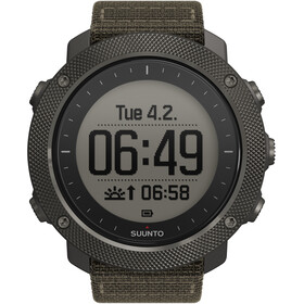 Suunto Traverse Alpha GPS Outdoor Watch foliage